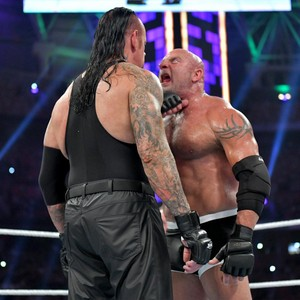 Super Showdown 2019 ~ The Undertaker vs Goldberg