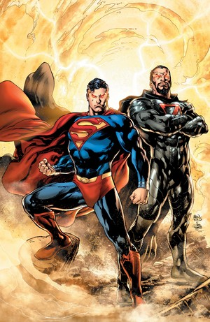 Superman and General Zod
