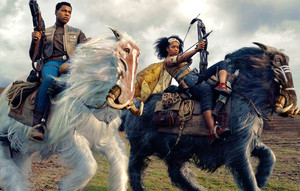 The Rise of Skywalker exclusive Vanity Fair 预览