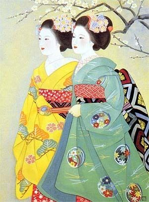 Traditional Japanese Art