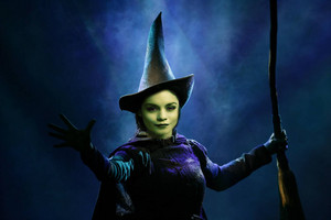 Vanessa Hudgens as Elphaba (Movie Fancast)