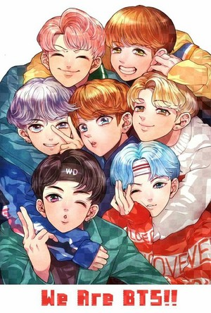 We Are BTS!