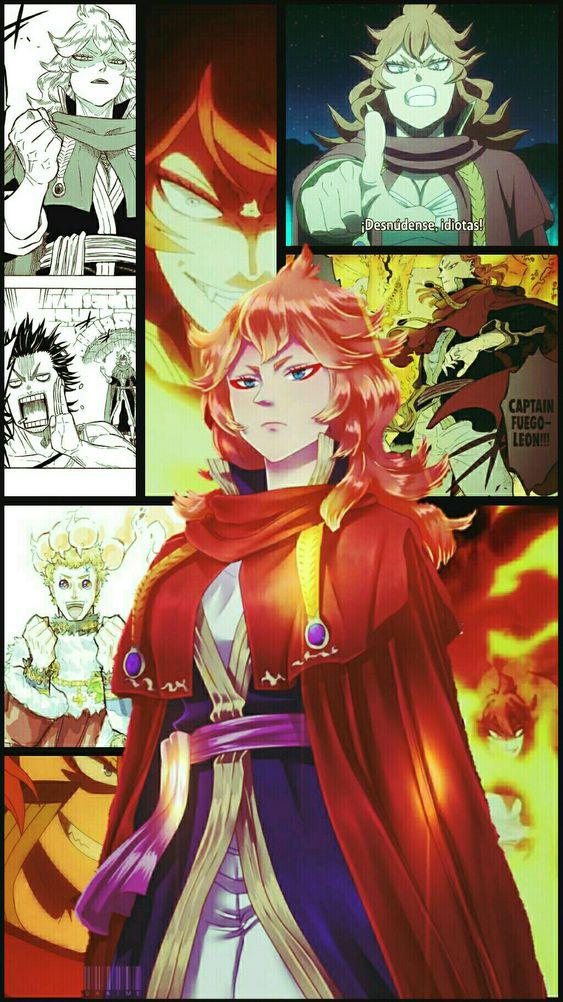 Mereoleona Vermillion Black Clover Anime Foto 42940790 Fanpop