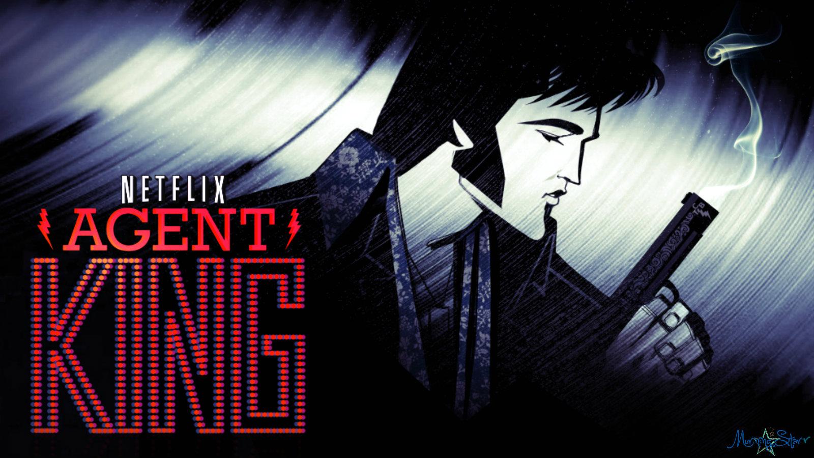 Agent King Netflix Wallpaper 42975214 Fanpop Page 12