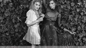 Aly and AJ - V Magazine (2018)