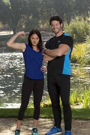 "Alyson ""Aly"" Dudek and Steven ""Steve"" Langton (The Amazing Race 26)"