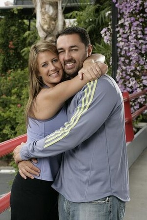 Anthony Marotta and Stephanie Kacandes (The Amazing Race 13)