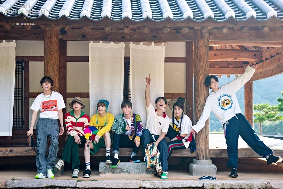 BTS 2019 SUMMER PACKAGE in KOREA bts 42975260 960 640