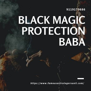 Black magic protection baba
