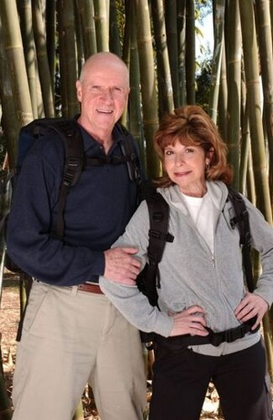 Bob Barron and Joyce Nicolo (The Amazing Race 5)