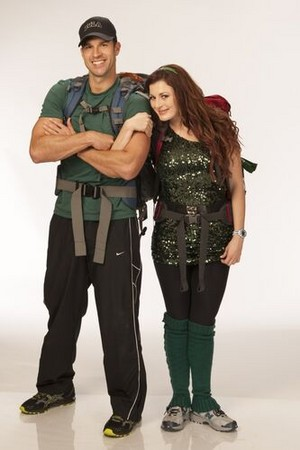 Brendon Villegas and Rachel Reilly (The Amazing Race 20)