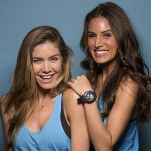 Brittany Oldehoff and Jessica VerSteeg (The Amazing Race 28)