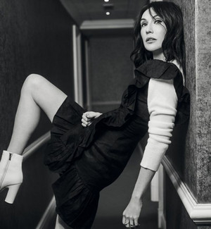 Carice furgone, van Houten - Country and Town House Photoshoot - 2019
