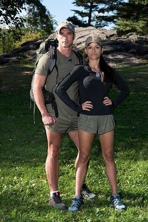 Cody Nickson and Jessica Furtado (The Amazing Race 30)