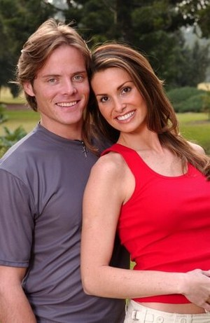 Colin Guinn and Christie Woods (The Amazing Race 5)