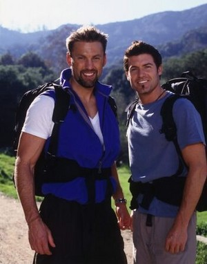 David Dean and Jeff Strnad (The Amazing Race 4)