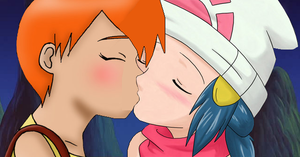 Dawn X Misty (Oystershipping)