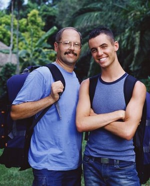 Dennis and Andrew Hyde (The Amazing Race 3)