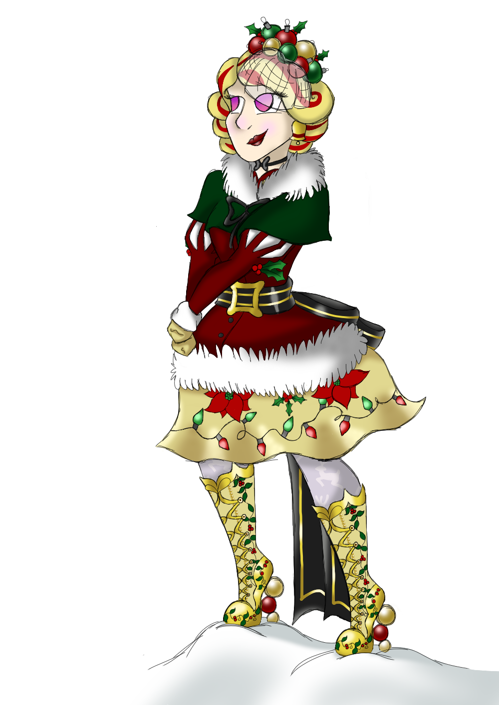 Destiny Claus - Ss Gift for Wisey