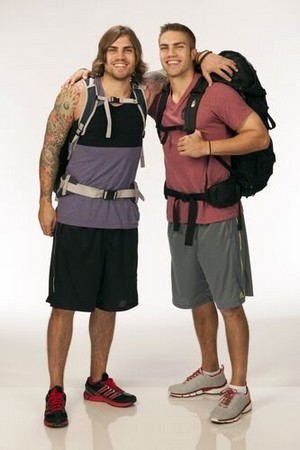 Elliot and Andrew Weber (The Amazing Race 20)
