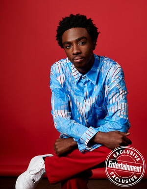Entertainment Weekly's Stranger Things Portraits - 2019 - Caleb McLaughlin