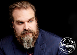 Entertainment Weekly's Stranger Things Portraits - 2019 - David Harbour