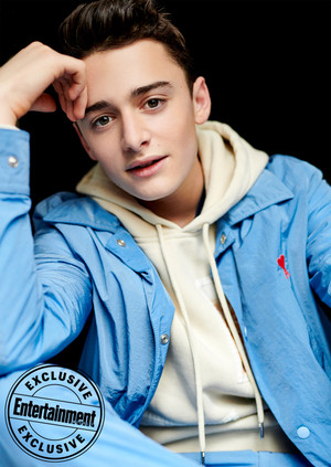 Entertainment Weekly's Stranger Things Portraits - 2019 - Noah Schnapp