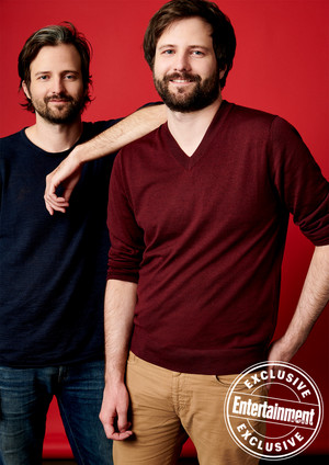 Entertainment Weekly's Stranger Things Portraits - 2019 - The Duffer Brothers