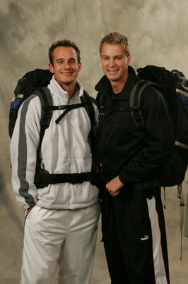 Eric Sanchez and Jeremy Ryan (The Amazing Race 9)