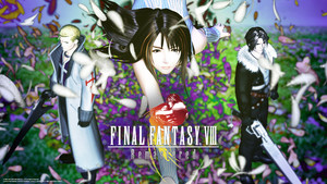 FINAL fantasia VIII REMASTERED