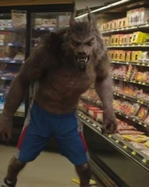 The Werewolf of Fever Swamp Goes Shopping