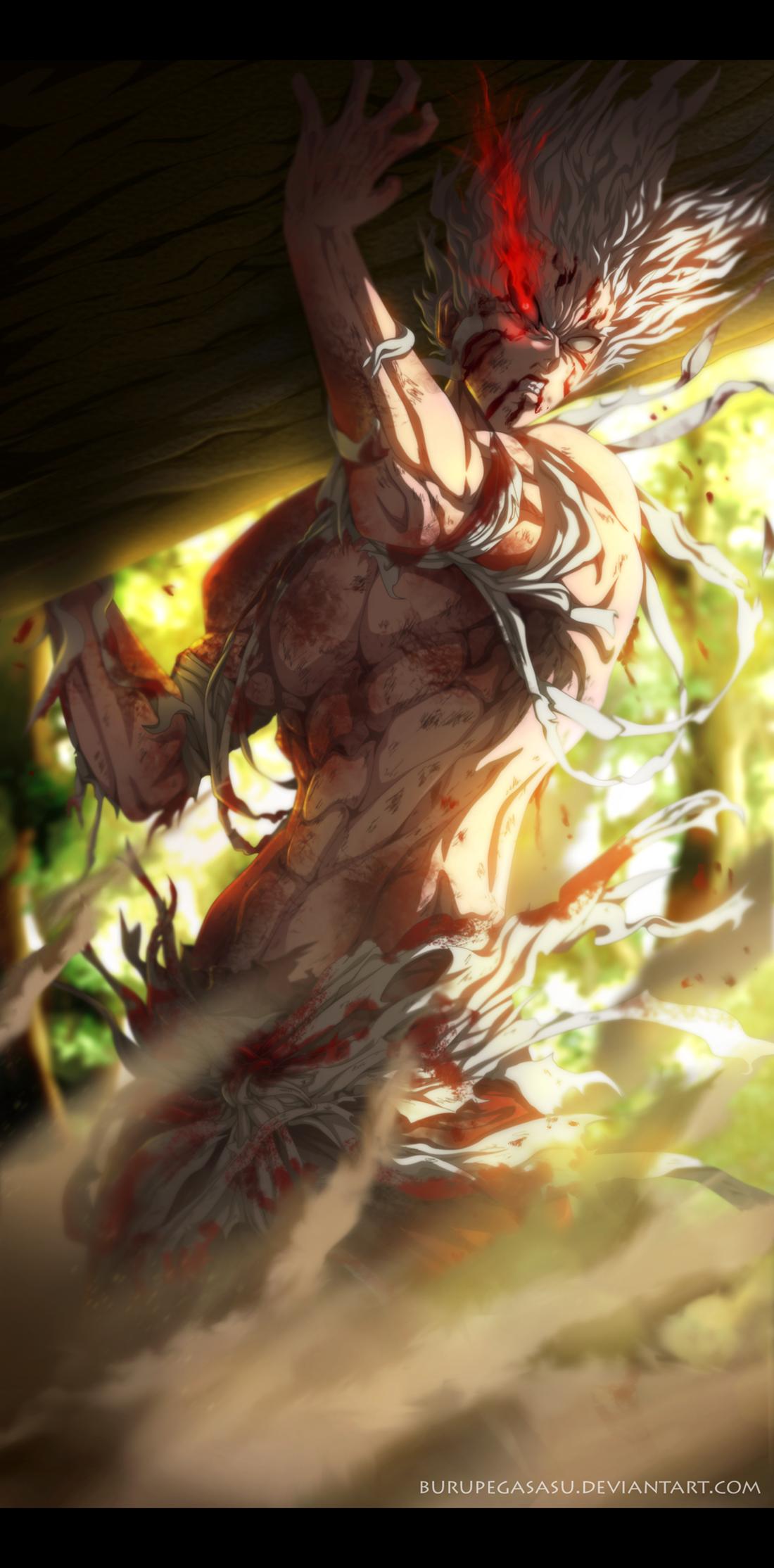 Garou One Punch Man Wallpaper 42934909 Fanpop Page 3