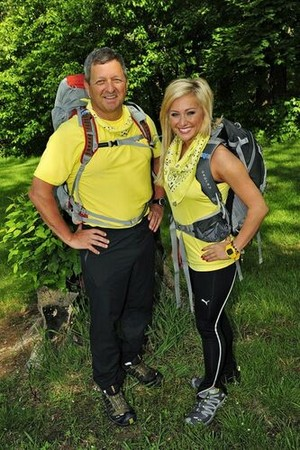 Gary and Mallory Ervin (The Amazing Race 17)