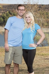 Hayley Keel and Blair Townsend (The Amazing Race 26)