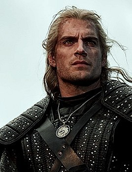 Henry Cavill as Geralt of Rivia (The Witcher)