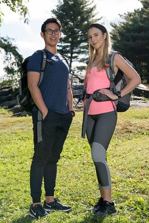 Henry Zhang and Evan Lynyak (The Amazing Race 30)