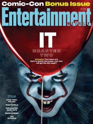 It: Chapter Two ~ Entertainment Weekly