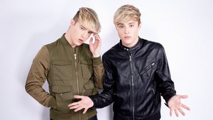 Jedward july 2019