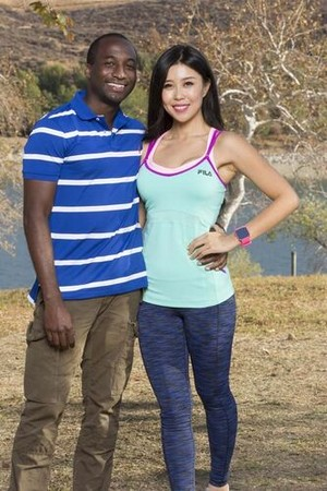 Jelani Roy and Jenny Wu (The Amazing Race 26)