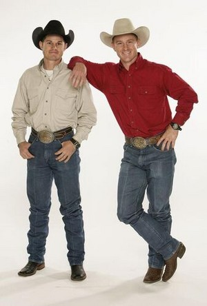 Jet and Cord McCoy (The Amazing Race 16)