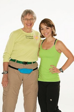 Jody Kelly and Shannon Foster (The Amazing Race 16)