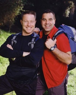 "Jonathan ""Jon"" Weiss and Albert ""Al"" Rios (The Amazing Race 4)"