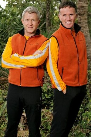 "Joseph ""Joe"" Baldassare and William ""Bill"" Bartek (The Amazing Race: All-Stars 2007)"