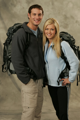 Joseph Meadows and Monica Cayce (The Amazing Race 9)
