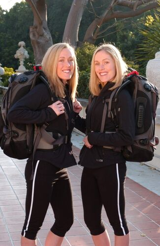 Kami and Karli French (The Amazing Race 5)