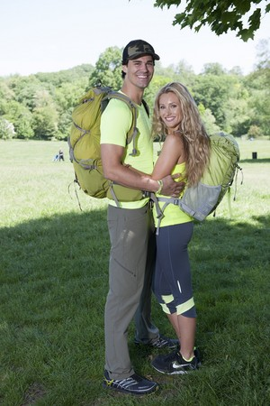 Keith Tollefson and Whitney Duncan (The Amazing Race 25)