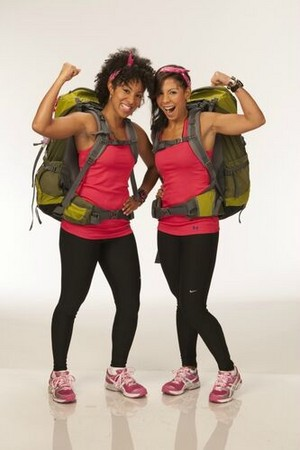 Kerri Paul and Stacy Bowers (The Amazing Race 20)