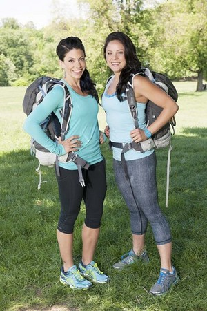 Kym Perfetto and Alli Forsythe (The Amazing Race 25)
