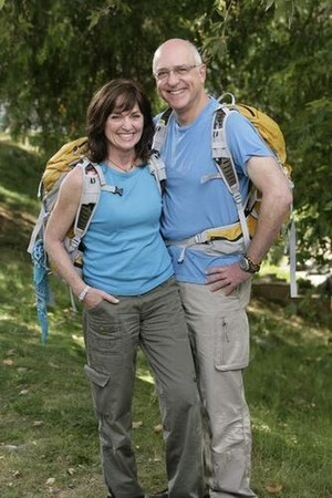 "Marcy Maloy and Ronald ""Ron"" Shalita (The Amazing Race 15)"