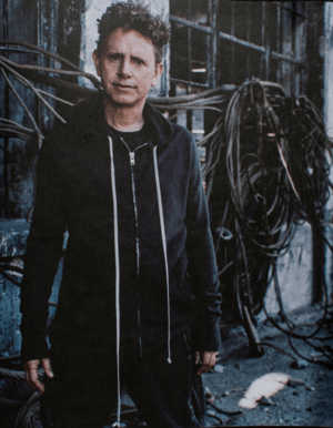 Martin Gore ~ Global Spirit Tourbook